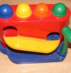 Simba ball knocker