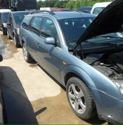 Auto parts for Ford Mondeo since 2001