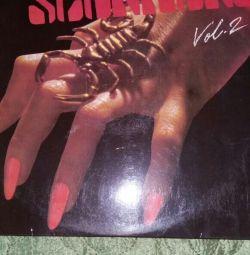 Înregistrează Scorpions, Deep Purple