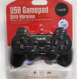 HAVIT GAMEPAD HV-G69 BLACK