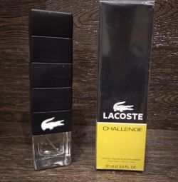 Туалетна вода Lacoste - Challenge