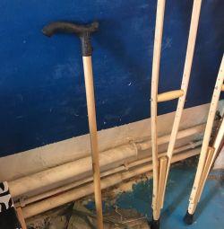 Stick stick cane