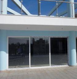 Ένα κατάστημα (ΚΑΒ) 54,33τ.μ. στο ισόγειο του