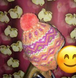 Χειμερινό καπέλο.