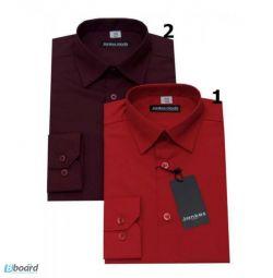 Τα νέα πουκάμισα είναι κόκκινα και μαύρα.