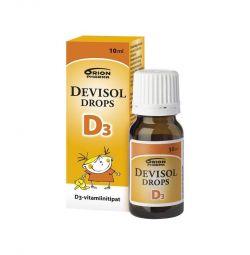 витамин д девисол