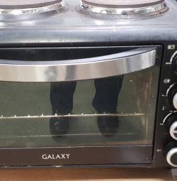 Galaxy GL 2618 electric furnace