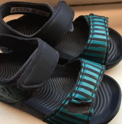 Sandals Adidas 23 рр