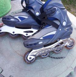 Rollers for men