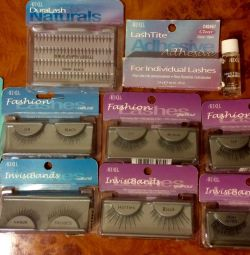 Eyelashes Ardell Beams Glue Shaver
