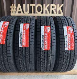 Winter tires R19 245 45 Bridgestone