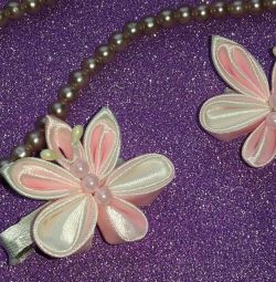 Hairpins-butterflies