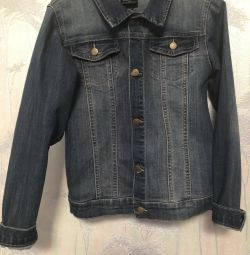 Children's jeans jacket