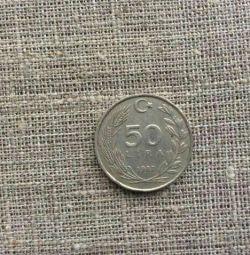 Monedă turcească