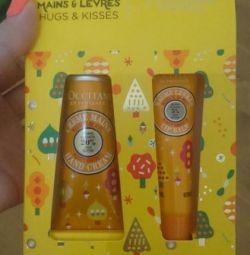Duo από φιλιά και αγκαλιές του Karite - μέλι