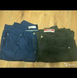 Чоловічі джинси.