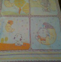 Κουβέρτα για κουβέρτες μωρών