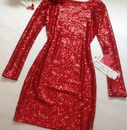 Sequin dress new