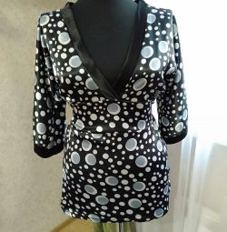 Шикарная блуза-кимоно