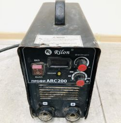 Rilon kaynak makinesi pro ARC 200