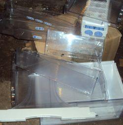 shelves for fridge WHIRPOOL ARC4198