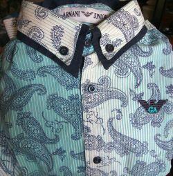 Shirt Armani junior auction