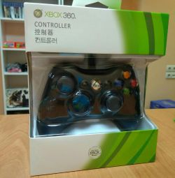 Joystick for xbox 360 and pc wired new