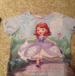 T-shirt for children, р.92