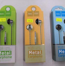 Hoco Premium m18 Çeşitli Kulaklıklar