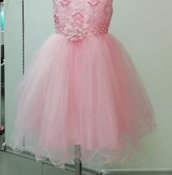 Yeni balo elbisesi