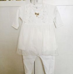Set dress + romper new