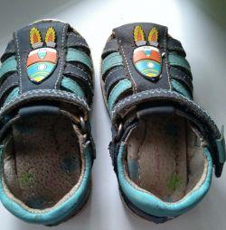 🔤 Sandale (branț de 12,5 cm)