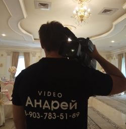 Video filming of events Moscow and Moscow Region