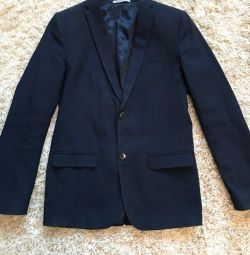 Suit school on the boy