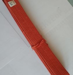 Belt orange NEW 2.8 m