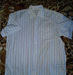 Мужская рубашка р. 52-54