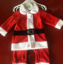 Costum de Moș Crăciun