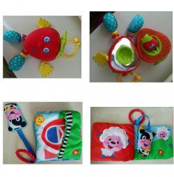 Toy pendants
