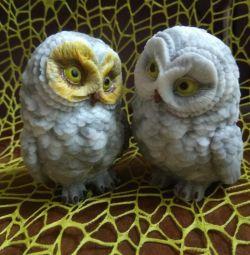 Soap owl