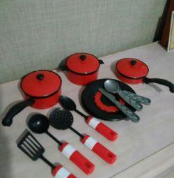 Plastic utensil