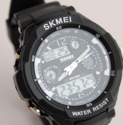 Water resistant, non-killable watch