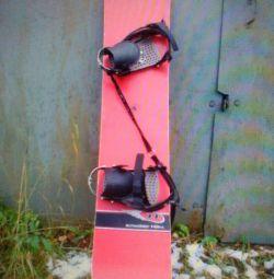 Snowboard πλήρης με bots 148