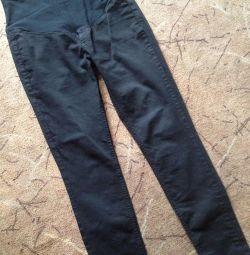 Jeans pentru femei gravide hm