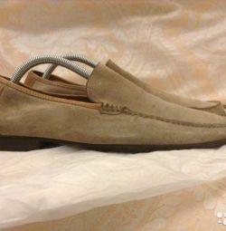 pantofi pentru bărbați carlo pasolini