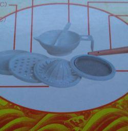 🔤 Vase multifuncționale 5 în 1