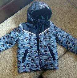 Jacheta de toamnă la creștere 122