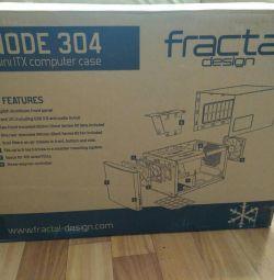 Корпус новый fractal node 304