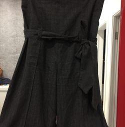 Shorts cu talie mare 44