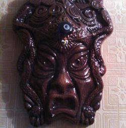 Maske dekoratif.