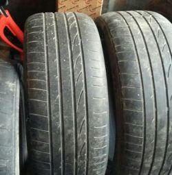 Шины Bridgestone 255/45 R 20